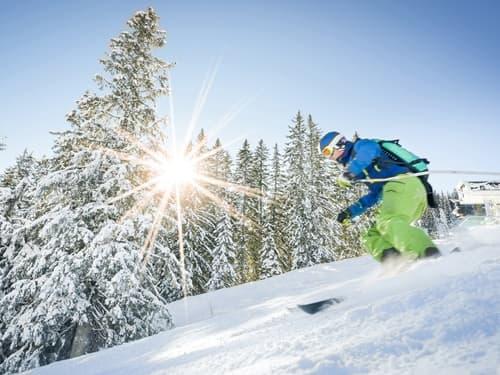 Skigebiete Spitzingsee und Sudelfeld
