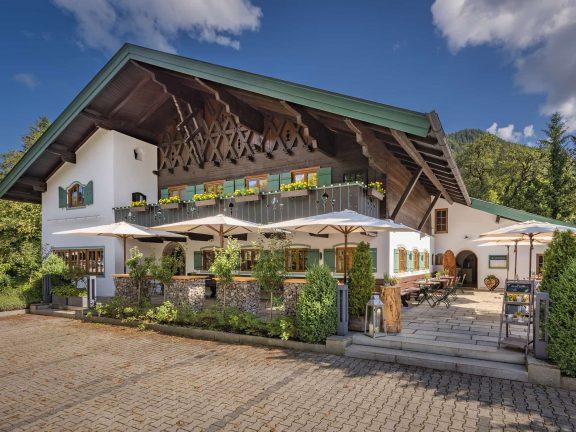 Alperie Restaurant und Alpengarten