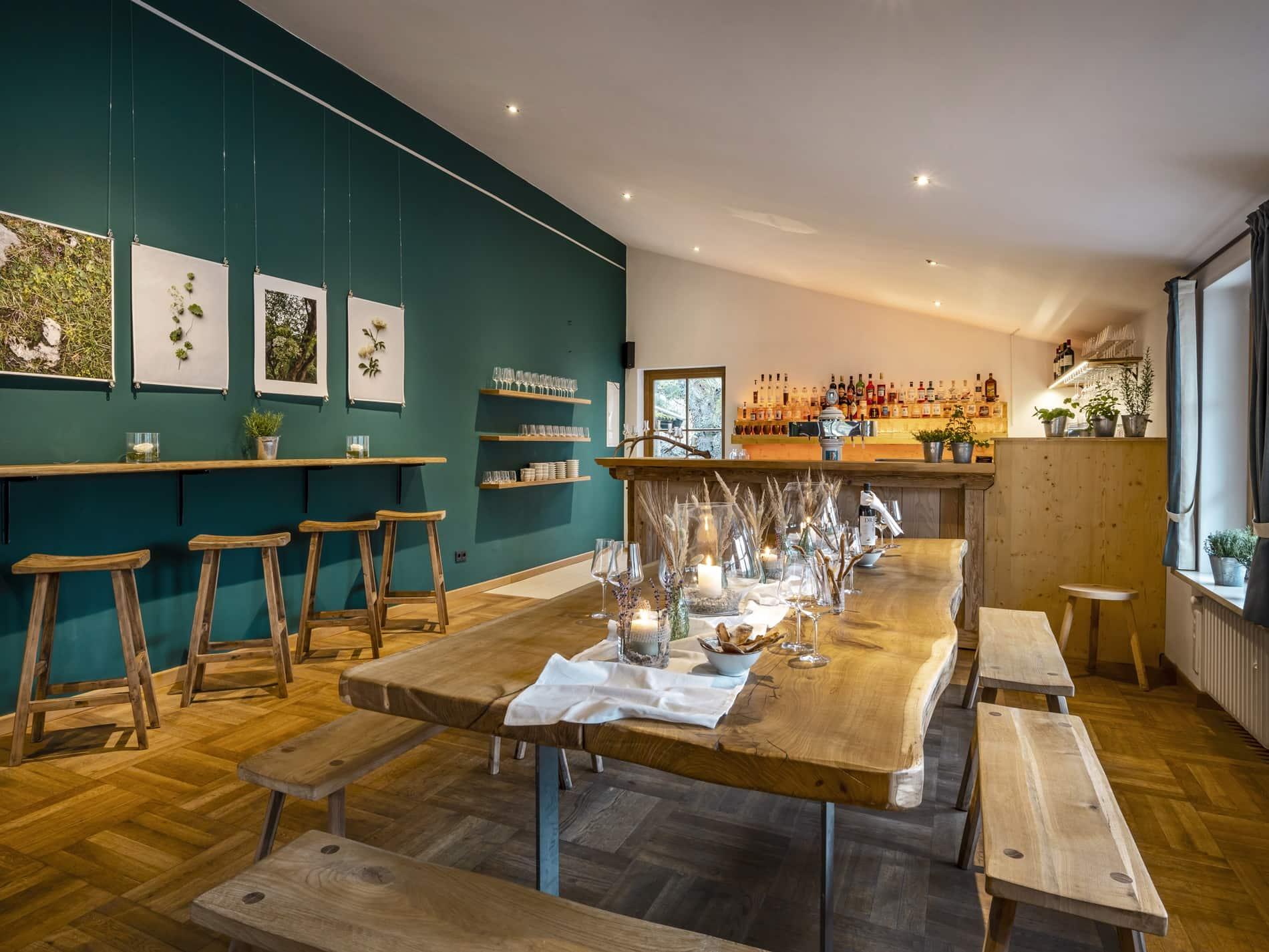 Restaurant und Bar Alperie am Schliersee