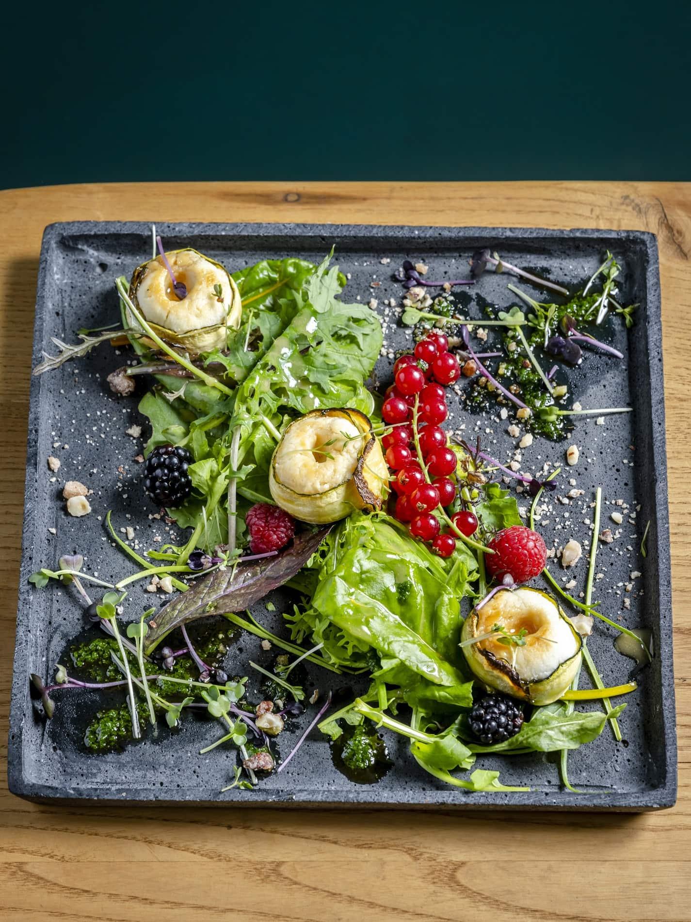 Salat Alperie am Schliersee