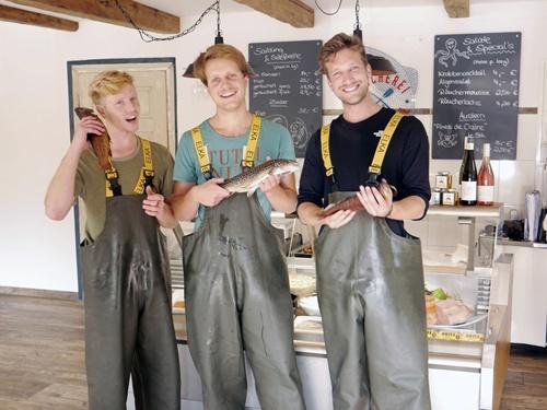 Fischerei Schliersee