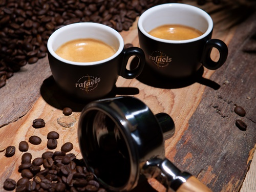 Allespresso Kaffeerösterei Rafaels